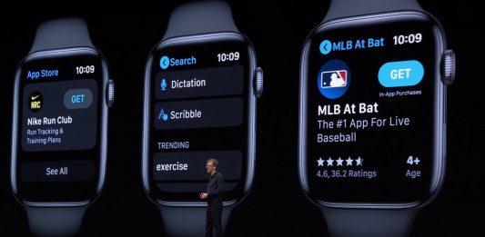 Apple Watch 5 Release