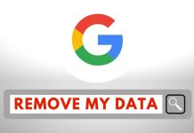 to delete Google account