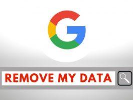 to delete Google account