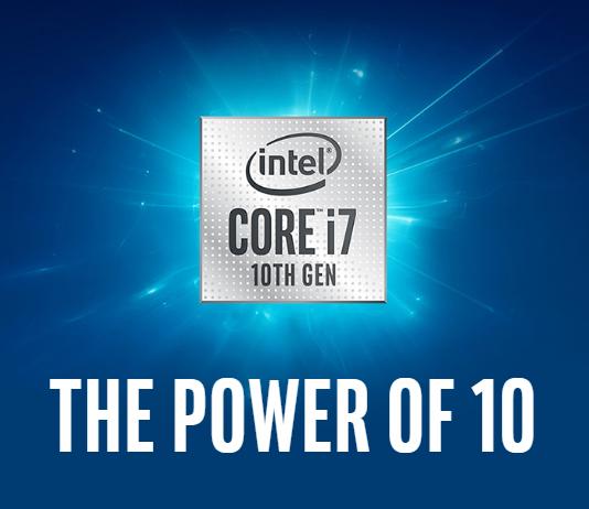 Intel Latest Processor