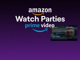 How To Use Amazon's Watch Party