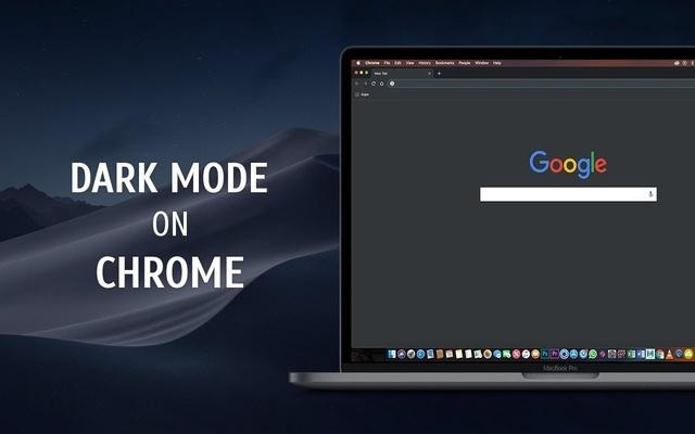 Chrome Dark Mode