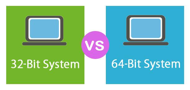 32-bit vs 64-bit