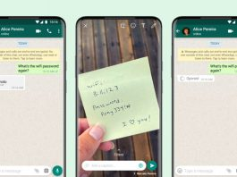 WhatsApp Disappearing Photos Feature Comes Out