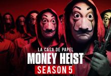 Money Heist Stickers